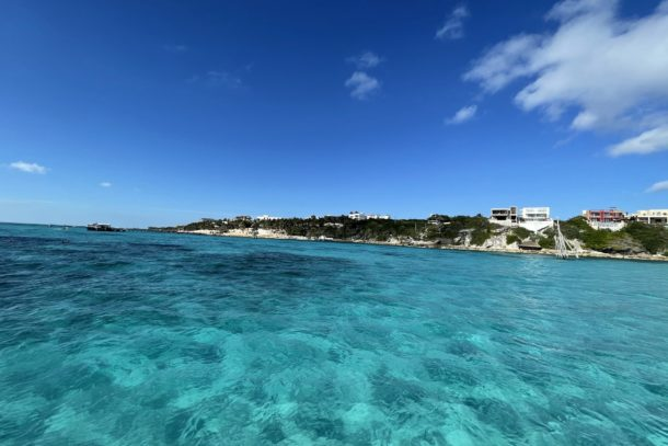 Cancun, Mexico Island of Isla Mujeres
