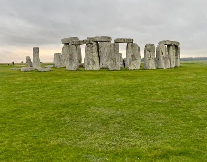 The Stone Circle at Stonehenge