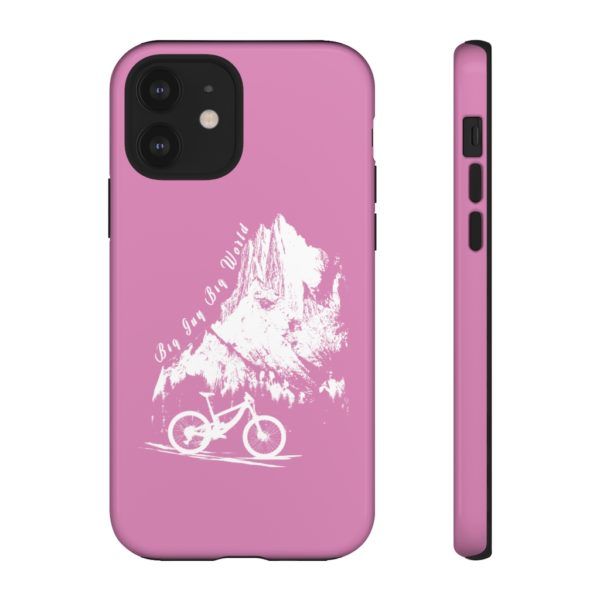 Pink Embrace the Journey Tough Phone Cases
