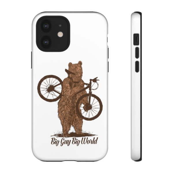 White They See Me Rollin Tough Phone Cases