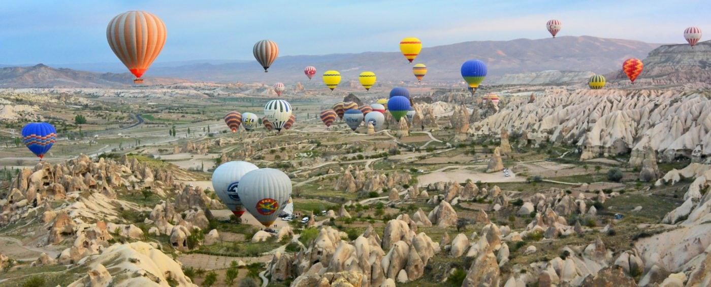 Unexpected Travel Adventures in Turkey