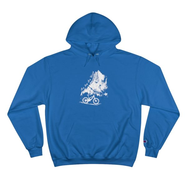 Embrace the Journey Champion Hoodie