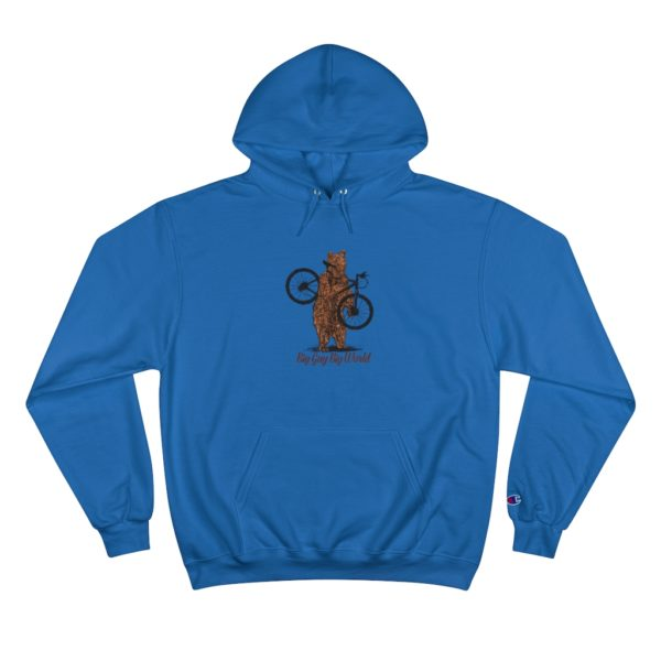 They See Me Rollin Champion Hoodie